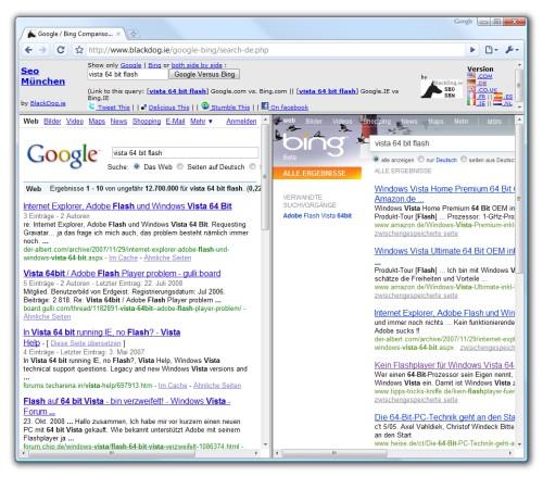 google-bing-vergleich-vergleichen2