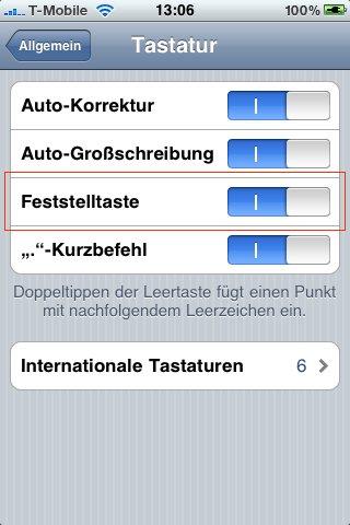 apple-iphone-feststelltaste-grosschreibung-capslock