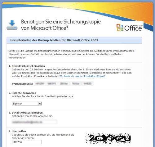 office 2013 sicherungskopie