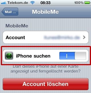 how to change itunes account on ipod