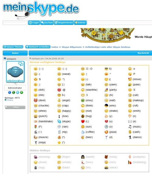 emojis bedeutung deutsch