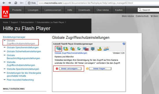 adobe flash player umsonst
