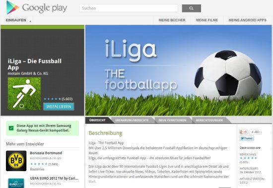 Fussball Live Stream Ipad