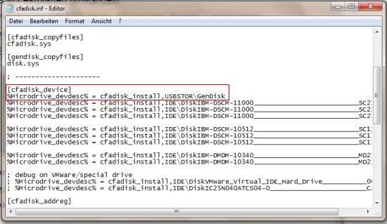 bild-3-microdrive-treiber-anpassen-cfadisk-usbstor-gendisk-speichern-datei-geändert-installieren